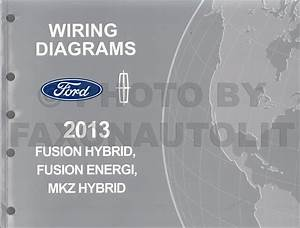 Ford Fusion Wiring