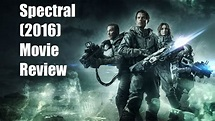 Spectral (2016) Movie Review - YouTube