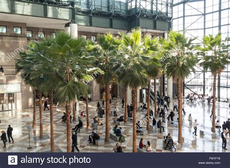 Winter Garden City by The Winter Garden Atrium Brookfield Place In Battery Park