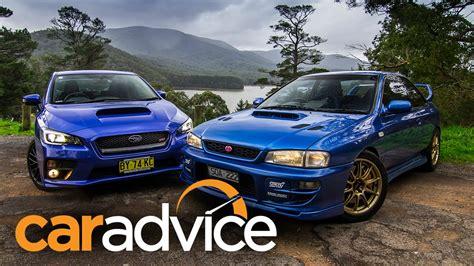 Subaru Wrx Sti Comparison Video