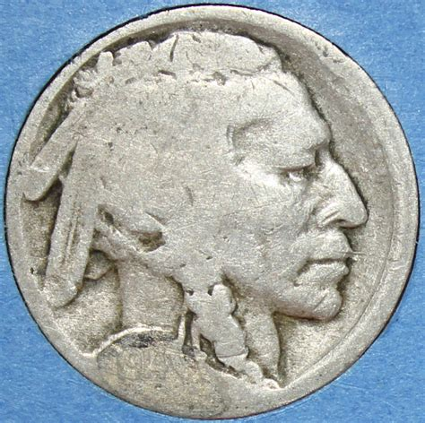 buffalo nickel no date buffalo nickel no date acid restored date value coinhelp