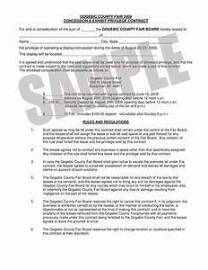 excellent wedding vendor contract template contemporary With wedding vendor contract template