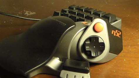 Belkin Nostromo N52 Keypad