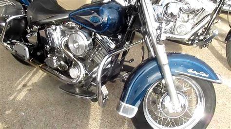 1999 Harley Davidson Heritage Softail Flstc Cheap Evo