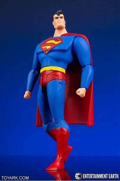 Superman Animated Lois Lane Toyark Pack