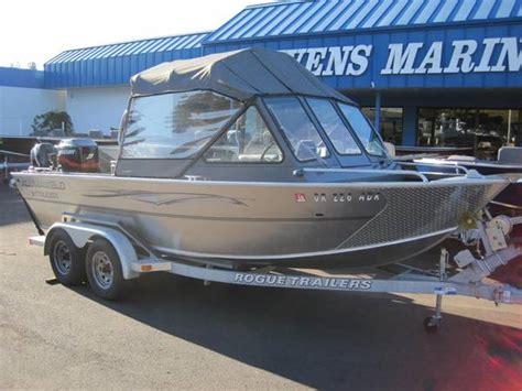 Aluminum Fishing Boats For Sale Portland Oregon by Sport Jet Boats Boats For Sale In Portland Oregon