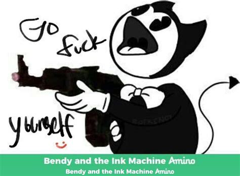 Bendy And The Ink Machine Memes - which do you meme more bendy and the ink machine amino