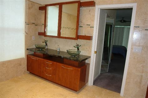 Bathroom Vanities South Florida by Custom Cabinets In South Florida