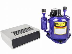 Jegs Introduces Remote Mount Electric A  C Compressor