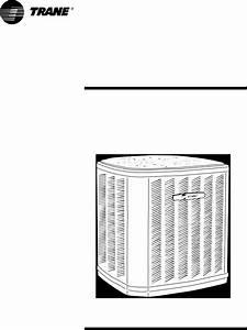 Trane Model N Cabinet Unit Heater