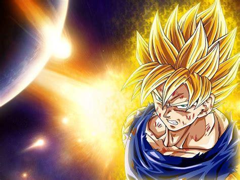 Anime Wallpaper Goku by Z Wallpapers Goku Wallpaper Cave