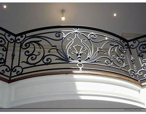 Wrought Iron Staircase Ideas Stair Design Grill Picture