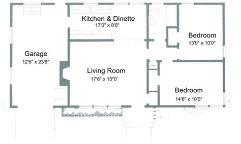 two bedroom cottage floor plans 2 bedroom house plans free 2 bedroom house simple plan