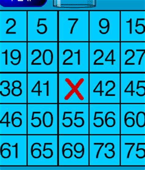 cuisine de jeu jeu de bingo gratuit