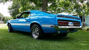 1970 Shelby gt350 fastback registry #1244 - Classic Shelby gt350 1970 for sale