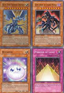 YU-GI-OH THE MOVIE 4 Card Promo Set MOV-EN001 Blue-Eyes ...
