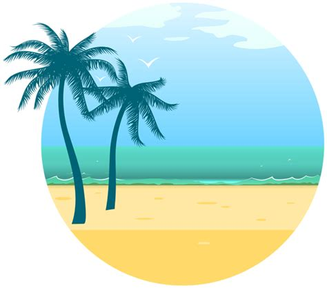 summer sea decoration png clipart image gallery