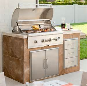 Gas Grill Outdoor Kitchens