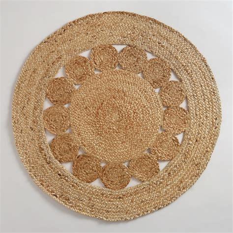 world market jute rug 3 jute circle rug world market
