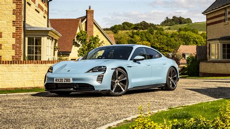 Porsche Taycan 4S 2021 5K Wallpaper   HD Car Wallpapers ...