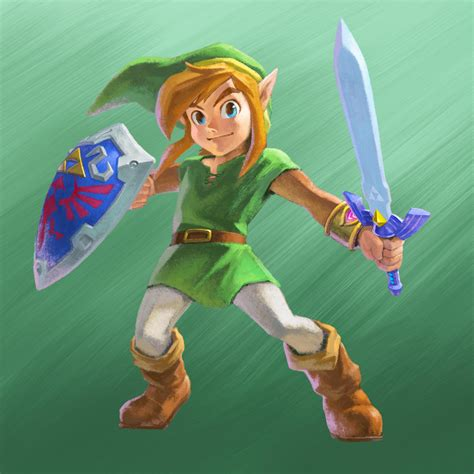 Legend Of Zelda A Link Between Worlds Selects Nintendo
