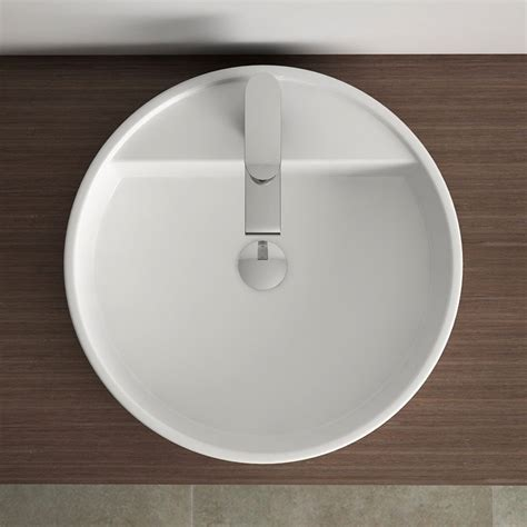 vasque salle de bain semi encastrable ciabiz
