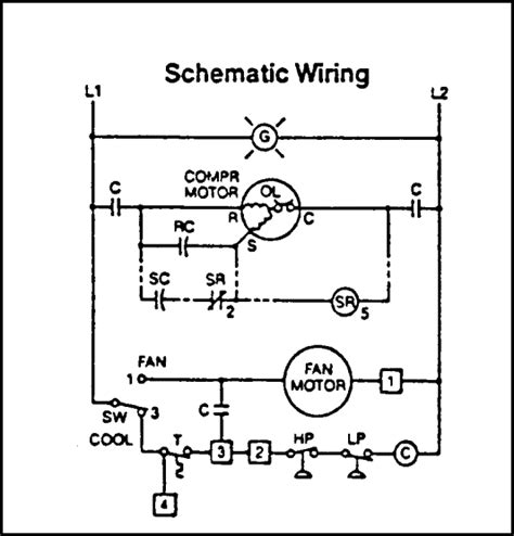 Simple Hvac Schematic Diagram by How To Construct Wiring Diagrams Industrial Controls
