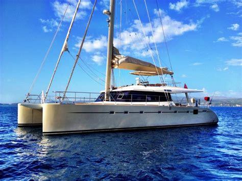 Bvi Catamaran Sailing Vacations by Sunreef Catamaran Moonstone Sailing Vacations Bvi