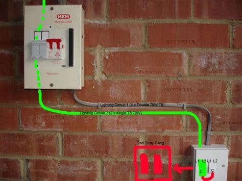 wiring   garage lighting circuit diynot forums