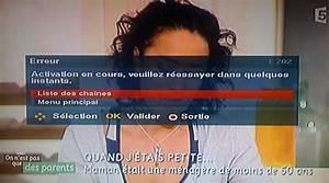 Free Erreur Video : m j freebox tv une solution pour l erreur e202 ~ Medecine-chirurgie-esthetiques.com Avis de Voitures