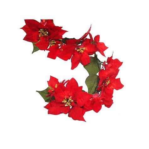 piante e fiori finti 3 piante ricanti 2 m con 18 fiori artificiali stelle di