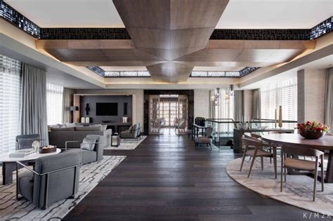 D Exclusive Home Designing : *펜트하우스 그 특별함 [ M2k ] One&only Hotel, Penthouse Apartment 1