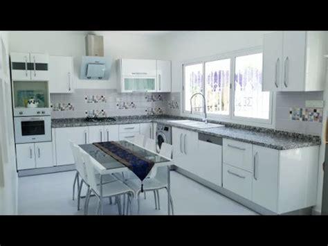 cuisine blanche moderne cuisine moderne blanche