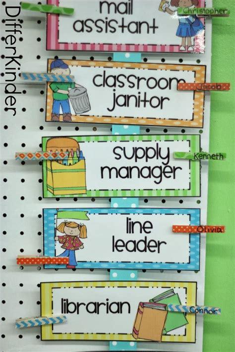 how to get a job at a preschool 25 best ideas about classroom helper chart on 133