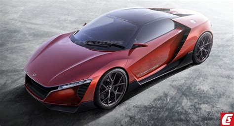 Honda's Baby Nsx Could Go Porsche Cayman Hunting