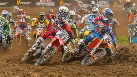 motocross ama schedule motocross 2015 national motocross schedule announced