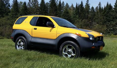 2001 Isuzu Vehicross by 9k Mile 2001 Isuzu Vehicross For Sale On Bat Auctions