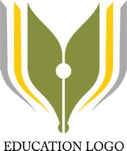 design sample education logo vector ai