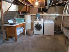 Basement Laundry Room Interior Remodel In Our Defense There Was An Issue With The Pipe Leading To The Septic