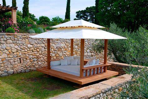 outdoor canopy bed gazeboss net ideas designs and
