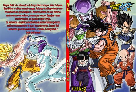 Maybe you would like to learn more about one of these? Cover DVD Dragon Ball Kai by euterpemusa on DeviantArt