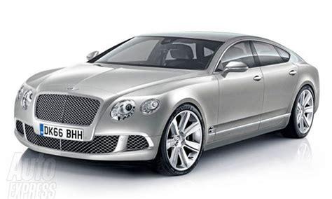 Bentley Cars  News Bentley To Release Fourdoor Coupe