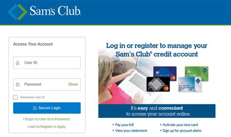 A credit card stipulates the freedom and flexibility to automatically generate purchases once you want to and also once you want to. samsclub.syf.com/dsec-login - Manage Your Sams Club Credit Card Account