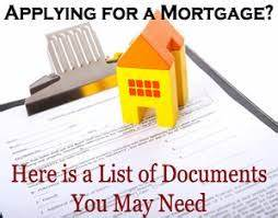 documents you need to qualify for a mortgage livian With what documents do i need for a home equity loan
