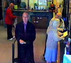 Roderick Williamson: 'Gentleman robber' takes £1,800 using ...