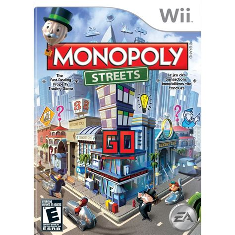 Holiday Palooza Monopoly Streets Wii Review