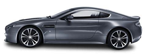 Grey Aston Martin V12 Vantage Luxury Car Png Image Pngpix