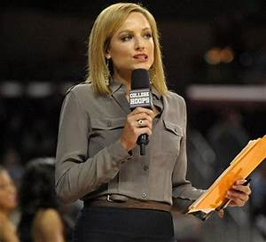The 25 Hottest Sideline Reporters Right NowRebecca Haarlow ...