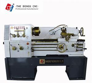 Manual Metal Lathe Machine Price C6232 Manual Lathe