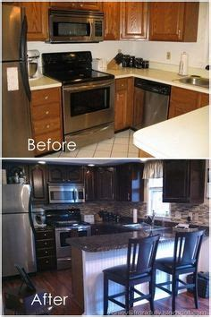 how to do a backsplash in kitchen fridge and stove next to each other search 9387